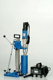Diamantboor machine